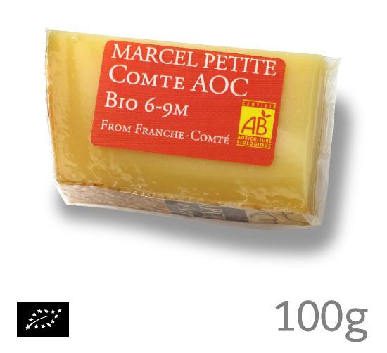 ユーロリーフ認証 AOC チーズ コンテ エキストラ 6ヶ月熟成(DOP チーズ AOP コンテ エクストラ)フランス産[約100g]【冷蔵便】