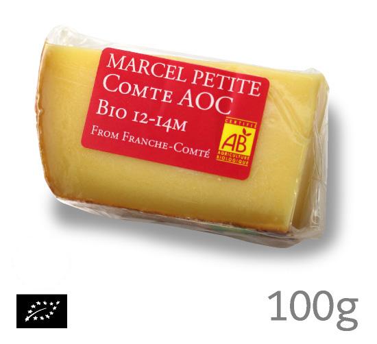 ユーロリーフ認証 AOC チーズ コンテ エキストラ 12ヶ月熟成(DOP チーズ AOP コンテ エクストラ)フランス産[約100g]【冷蔵便】