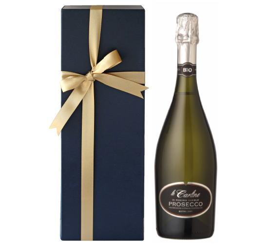 【箱代込・ラッピング代込】海外有機認証 ビオワイン Prosecco Sparkling Extra Dry(オーガニックワイン プロセッコ スプマンテエクストラドライ)イタリア産[750ml]【常温便】