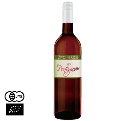 有機JAS認証 ノンアルコールワイン(ロゼ)ポルトギーザ ツォルベリッヒ社(オーガニック 葡萄(ぶどう)ジュース)ドイツ産[735ml]【常温便】