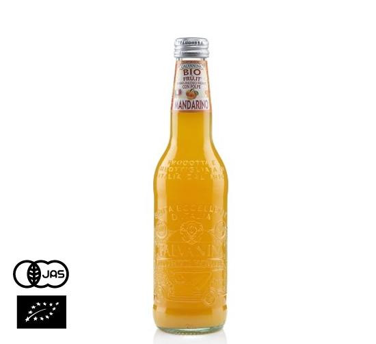 有機JAS認証 ビオ マンダリーノ ガルバニーナ(GALVANINA CENTURY BIO オーガニック マンダリンオレンジ)[355ml]イタリア産《常温便》