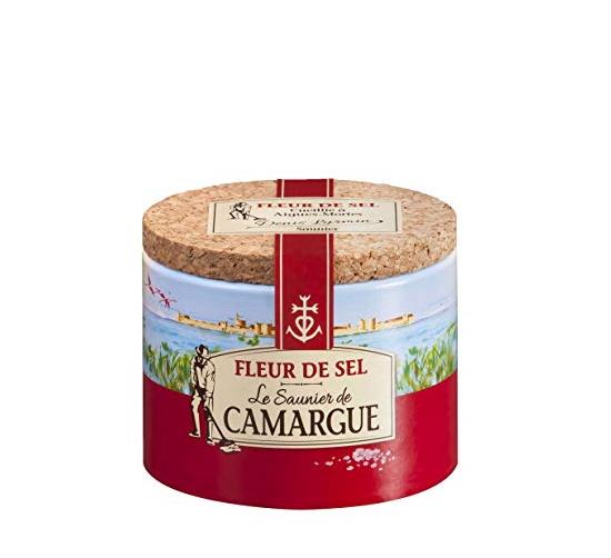 カマルグの塩 フルール・ド・セル(塩の花 CAMARGUE FLEUR DE SEL)フランス[125g]【常温便】