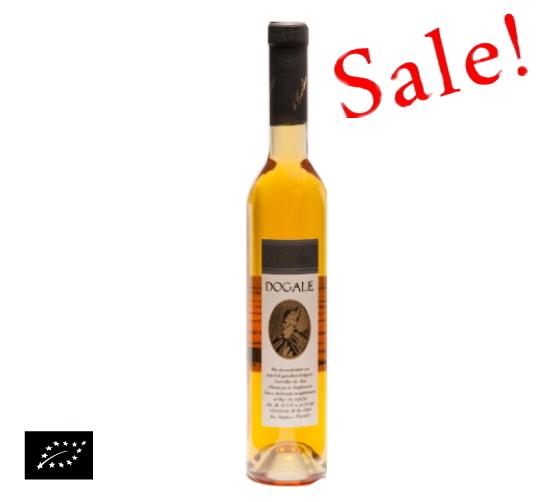 海外有機認証 ビオワイン Dogale passito IGT Veneto(オーガニックワイン ドガーレ パッシート IGT ヴェネト)イタリア産[500ml]【常温便】
