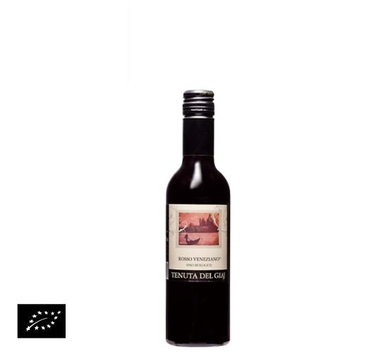 海外有機認証 ビオワイン Tenuta Del Giaj Rosso Veneziano(オーガニックワイン テヌータ・デル・ジアイ ロッソ ヴェネツィアーノ)イタリア産[375ml]【常温便】