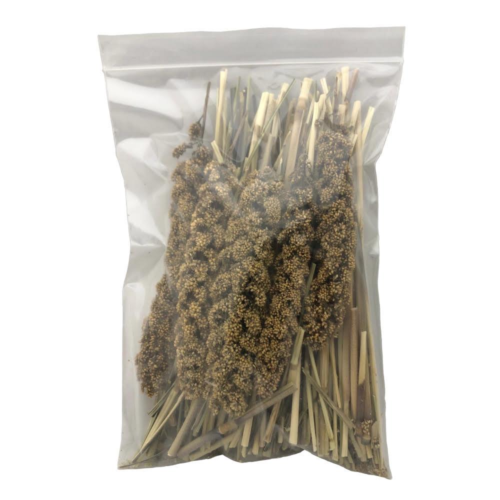 【おかめほんぽ】えぴえぴ・きびの茎&未成熟粟穂/農薬・化学肥料不使用