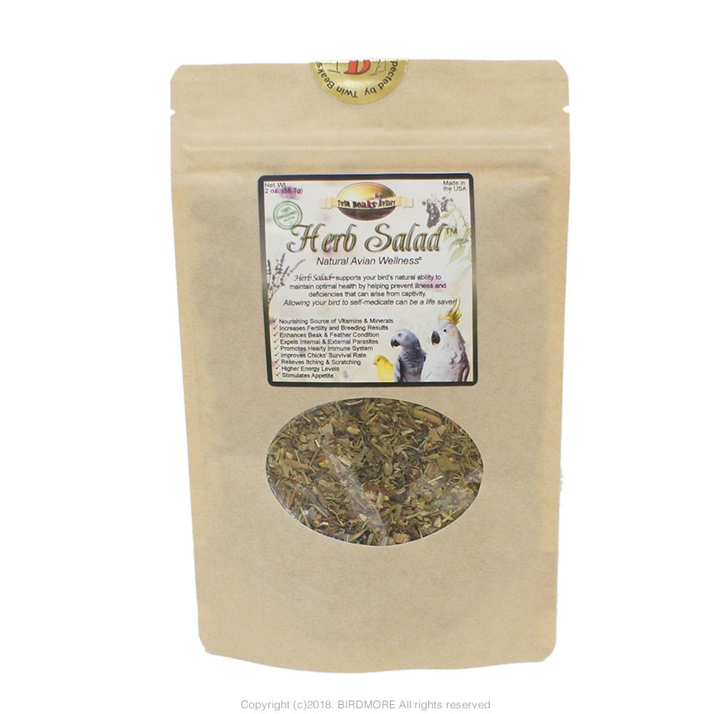 9991915【TBA】Herb Salad(ハーブサラダ)フィンチ、インコ、オウム用 56g