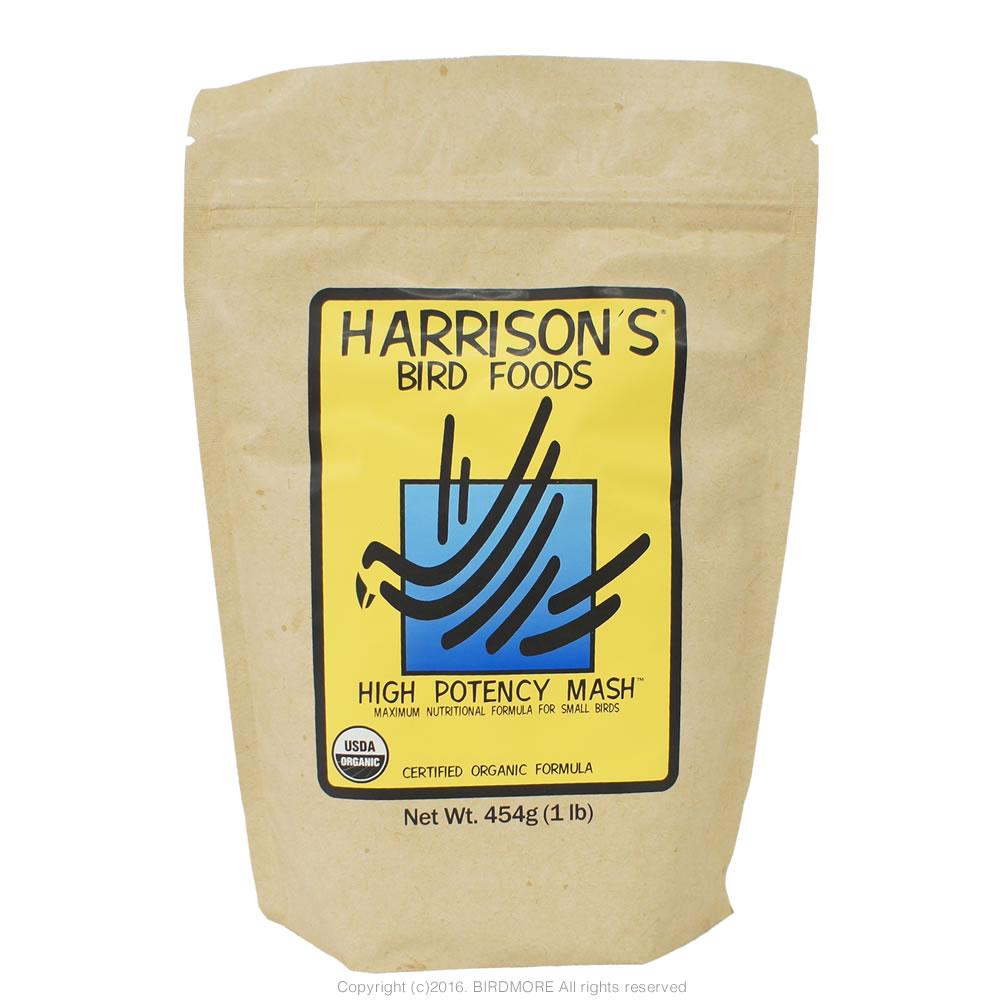 9996014【Harrisons】 ハイポテンシー・マッシュ/粉状・454g