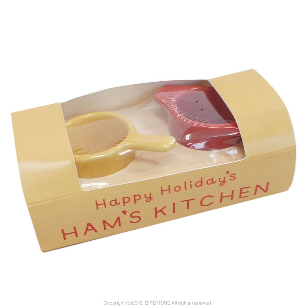 9997116【HHJ】ハムスター用食器&テーブルセット