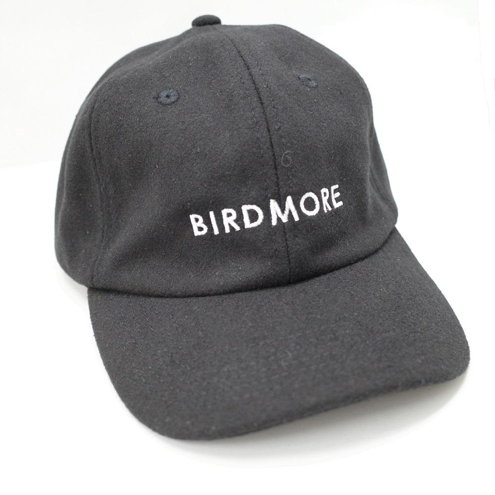 9997521【BIRDMORE】オリジナル ウール キャップ
