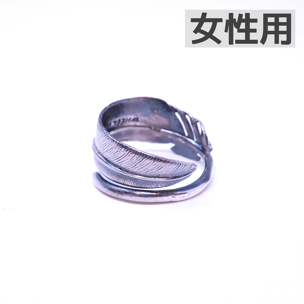 9997820【WHEEL WORKS】フェザーリング/燻し【女性用】