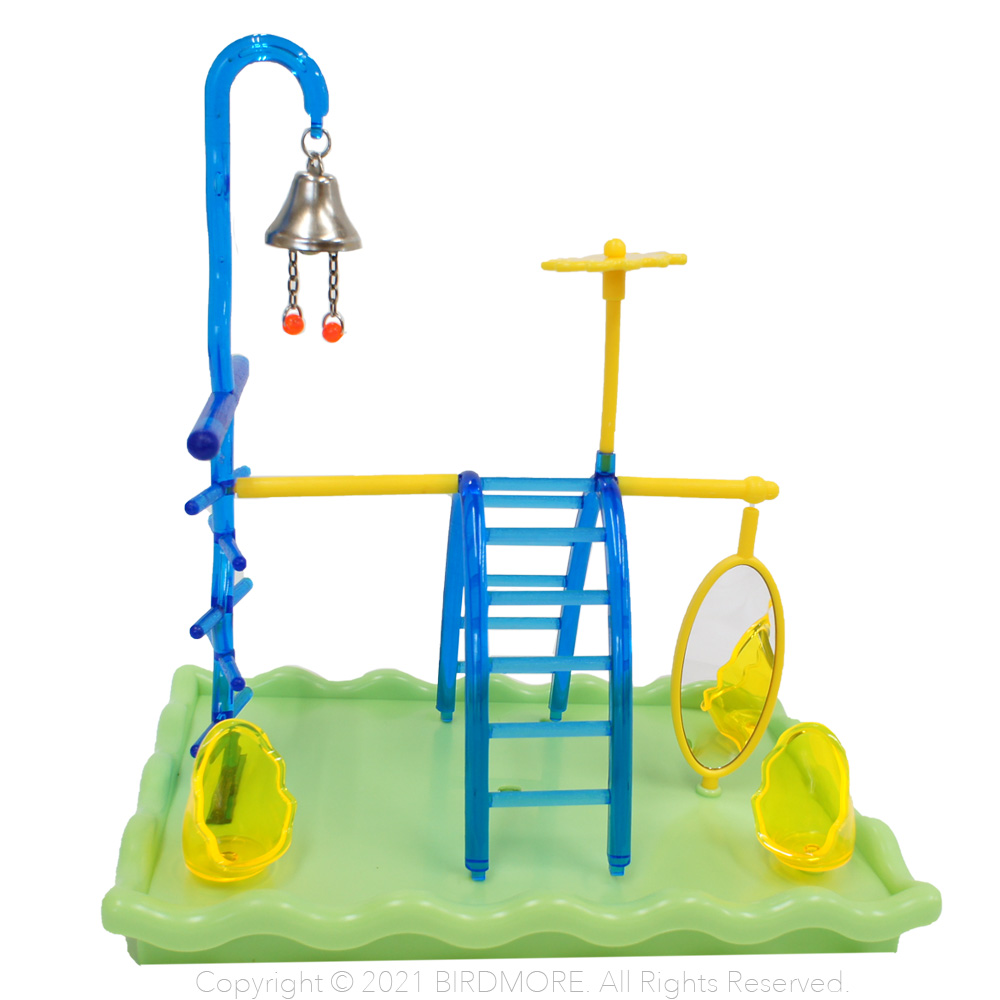 9998246【JW】 Play Gym Bird Toy