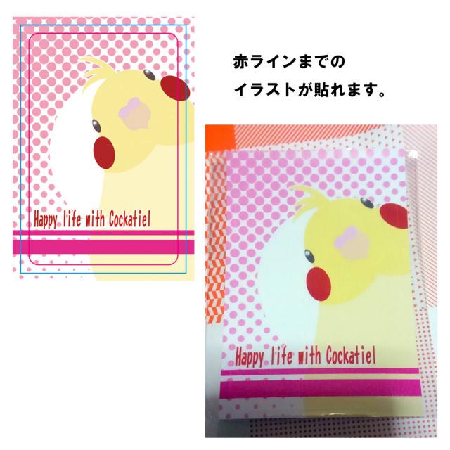 【まぢかるどりぃまぁ】カードサイズシール/オカメ・ルチノー◆