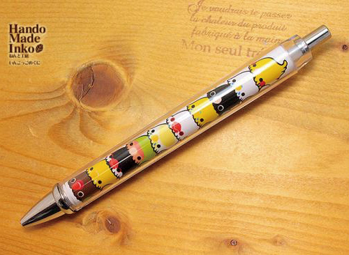 【いんこっこのくに】ボールペン・もしょもしょインコ/多種