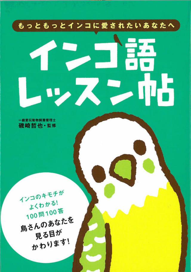 9995293【大泉書店】インコ語レッスン帖◆