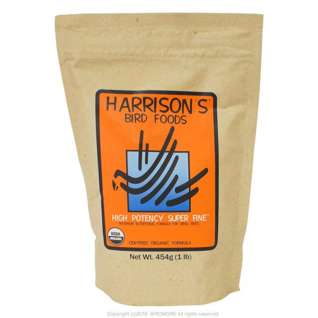 9996011【Harrisons】 ハイポテンシー・スーパーファイン/極小粒・454g