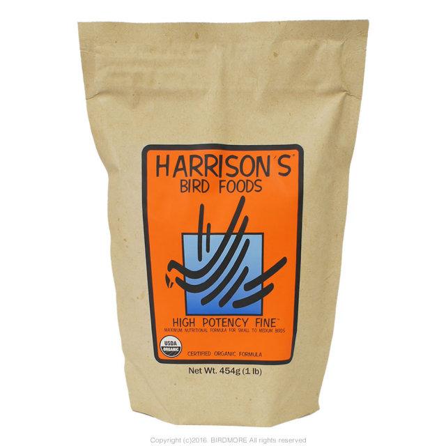 9996012【Harrisons】 ハイポテンシー・ファイン/小粒・454g