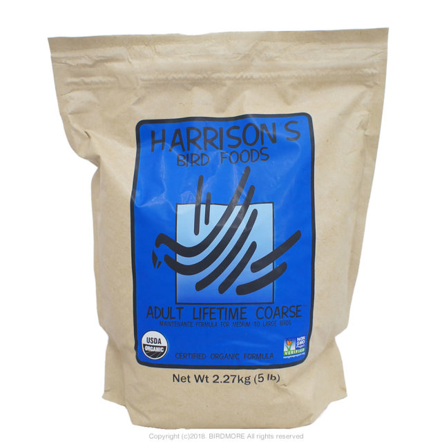 9997050【Harrisons】 アダルトライフタイム・コース/大粒・2.27kg