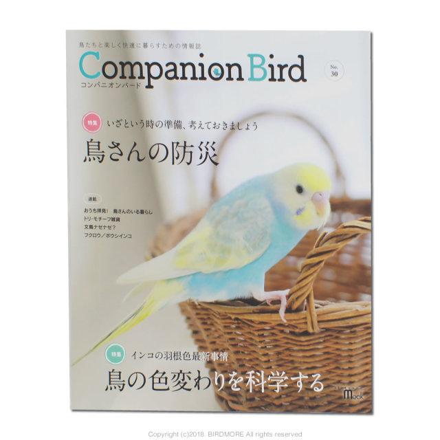 9997297【誠文堂新光社】Companion Bird (コンパニオンバード) NO.30◆