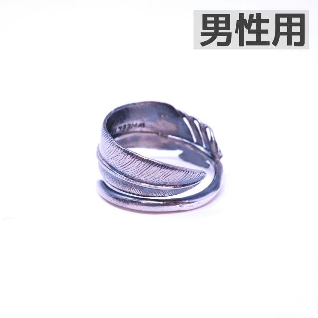 9997821【WHEEL WORKS】フェザーリング/燻し【男性用】