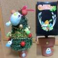 【親馬鹿倶楽部】★クリスマスツリー/セキセイインコ