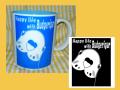 【まぢかるどりぃまぁ】★マグカップ/セキセイインコ