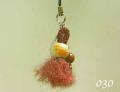 【珠とり屋】★ストラップ030/水鳥◆クロネコDM便可能