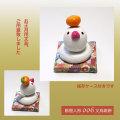 【珠とり屋】★文鳥鏡餅006