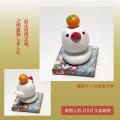 【珠とり屋】★文鳥鏡餅010