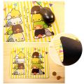 【いんこっこのくに】マウスパッド・もしょもしょ/多種◆クロネコDM便可能