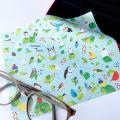 【いんこっこのくに】メガネ拭き・大・かくれんぼとインコ/多種◆クロネコDM便可能