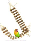9998025●タグに油染み有●【Prevue Hendryx】62806 Naturals Rope Ladder (小)