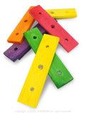 9994534【BTP】3穴木片/長方形◆クロネコDM便可能