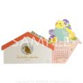 9995553【ART PRINT JAPAN】2021年 スライドカレンダー/バード
