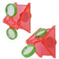 9999999●日替わり特価●【JW】Tilt Wheel Roue inclina Kipprad Rueda multidireccional