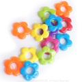 9997216 花形ビーズ 8個組◆