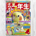 9998005【TOMO YAMASHITA DESIGN STUDIO】A4クリアファイル/オカメ一年生◆