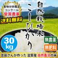 コシヒカリ30kg