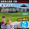 天水田 山のコシヒカリ 5kg