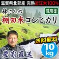 棚田米コシヒカリ10kg