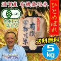 有機栽培米 近江米ひとめぼれ