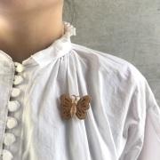 蝶々ブローチ Sサイズ