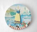 ARABIA 飾り皿 STOCKHOLM