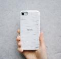 ★スペシャルプライス! Bjork(白樺柄) スマートフォンケース 【 iPhone 8・iPhone 7・iPhone 6・iPhone 6s 対応 】
