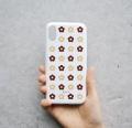 KUKKA(お花柄) スマートフォンケース 【 iPhone X 対応 】
