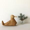白樺の鳥 オブジェ(クリスマスプライス)