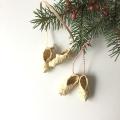 白樺の靴 4cm (スウェーデン紐 or 白樺紐)