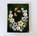 Jie Gantofta 社 (ジイ・ガントフタ )/ Aimo Nietosvuori/アイモ・ニエトスヴオリ)/陶板の壁飾り(蜜蜂と花)