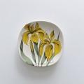 ARABIA  ボタニカ ウォールプレート/ iris pseudacorus (キショウブ)