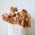 白樺のバラ