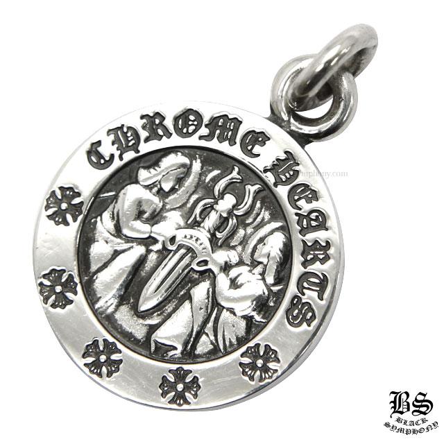 chrome hearts クロムハーツ エンジェルメダルチャームV2 税込 \57,530